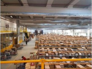 Nave Logistica en Alquiler en Montmelo