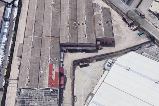 Nau Industrial a Sant Andreu de la Barca