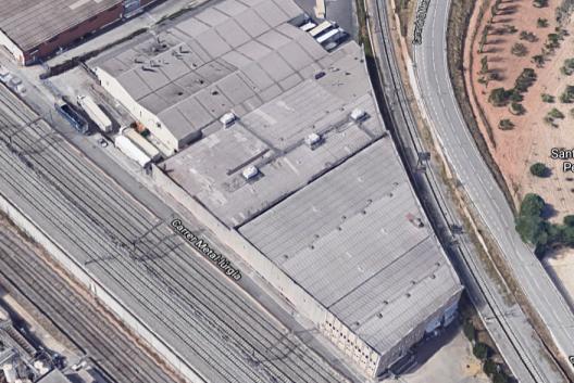 Nau Industrial a Castellbisbal