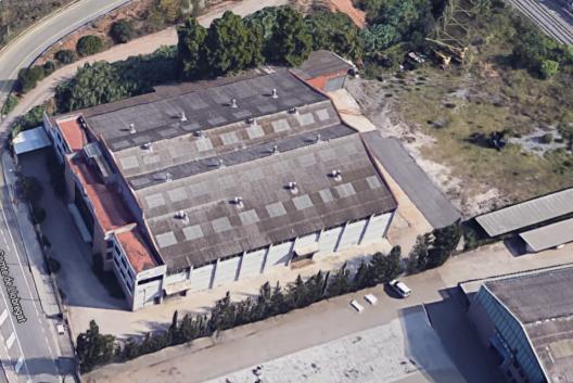 Solar-Nau Industrial a Martorell